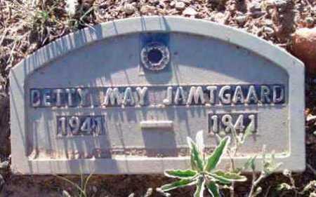 JAMTGAARD, BETTY MAY - Yavapai County, Arizona | BETTY MAY JAMTGAARD - Arizona Gravestone Photos