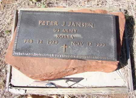 JANSEN, PETER JUEL - Yavapai County, Arizona   PETER JUEL JANSEN - Arizona Gravestone Photos