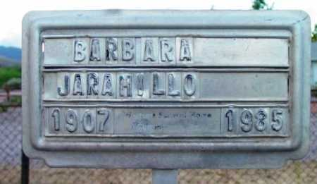 JARAMILLO, BARBARA - Yavapai County, Arizona | BARBARA JARAMILLO - Arizona Gravestone Photos
