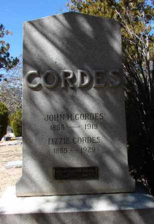 CORDES JARMAN, MINNIE - Yavapai County, Arizona | MINNIE CORDES JARMAN - Arizona Gravestone Photos