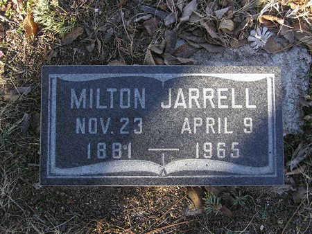JARRELL, MILTON - Yavapai County, Arizona | MILTON JARRELL - Arizona Gravestone Photos