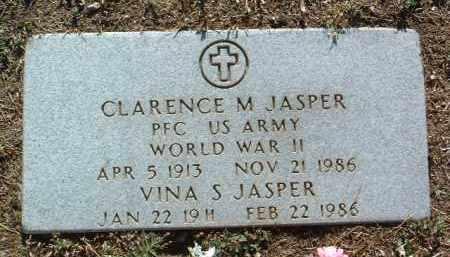 JASPER, CLARENCE M. - Yavapai County, Arizona | CLARENCE M. JASPER - Arizona Gravestone Photos