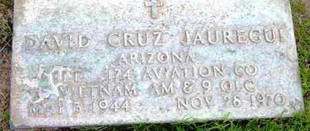 JAUREGUI, DAVID CRUZ - Yavapai County, Arizona | DAVID CRUZ JAUREGUI - Arizona Gravestone Photos