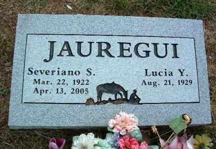 JAUREGUI, LUCIA Y. - Yavapai County, Arizona | LUCIA Y. JAUREGUI - Arizona Gravestone Photos