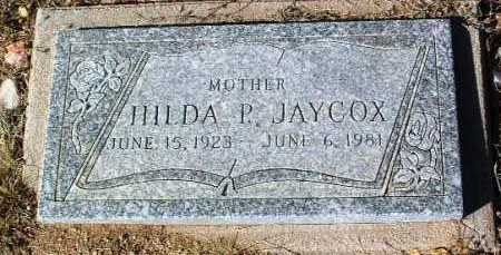 JAYCOX, HILDA PEARLINE - Yavapai County, Arizona | HILDA PEARLINE JAYCOX - Arizona Gravestone Photos