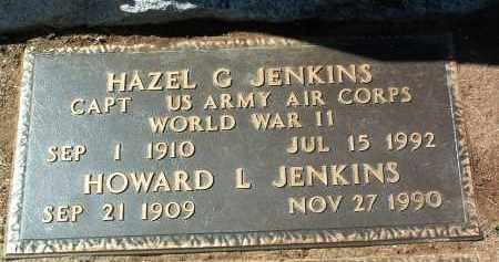 JENKINS, HOWARD LUTHER TAFT - Yavapai County, Arizona   HOWARD LUTHER TAFT JENKINS - Arizona Gravestone Photos