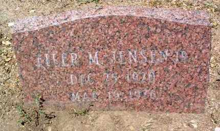 JENSEN, EILER M., JR. - Yavapai County, Arizona | EILER M., JR. JENSEN - Arizona Gravestone Photos