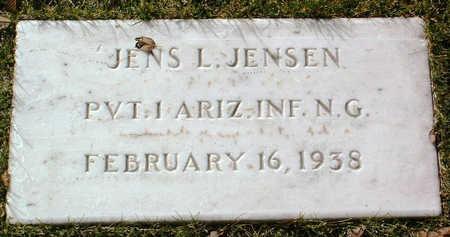 JENSEN, JENS L. - Yavapai County, Arizona | JENS L. JENSEN - Arizona Gravestone Photos