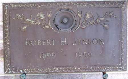 JENSON, ROBERT H. - Yavapai County, Arizona   ROBERT H. JENSON - Arizona Gravestone Photos