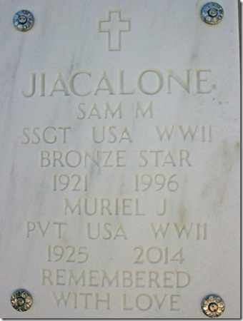 GRAVES JIACALONE, MURIAL J. - Yavapai County, Arizona | MURIAL J. GRAVES JIACALONE - Arizona Gravestone Photos