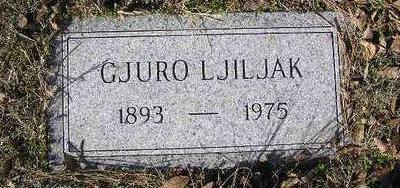 JILJAK, GJURO L. - Yavapai County, Arizona | GJURO L. JILJAK - Arizona Gravestone Photos