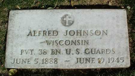 JOHNSON, ALFRED - Yavapai County, Arizona | ALFRED JOHNSON - Arizona Gravestone Photos