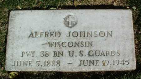 JOHNSON, ALFRED - Yavapai County, Arizona | ALFRED JOHNSON - Arizona Gravestone Photos