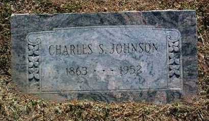 JOHNSON, CHARLES S. - Yavapai County, Arizona | CHARLES S. JOHNSON - Arizona Gravestone Photos