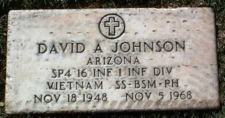 JOHNSON, DAVID A. - Yavapai County, Arizona | DAVID A. JOHNSON - Arizona Gravestone Photos