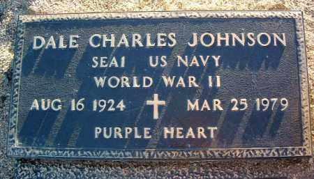 JOHNSON, DALE CHARLES - Yavapai County, Arizona   DALE CHARLES JOHNSON - Arizona Gravestone Photos