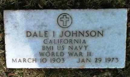 JOHNSON, DALE IRA - Yavapai County, Arizona | DALE IRA JOHNSON - Arizona Gravestone Photos