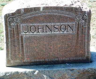 JOHNSON, FAMILY HEADSTONE - Yavapai County, Arizona | FAMILY HEADSTONE JOHNSON - Arizona Gravestone Photos
