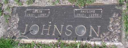 JOHNSON, GARTH - Yavapai County, Arizona | GARTH JOHNSON - Arizona Gravestone Photos