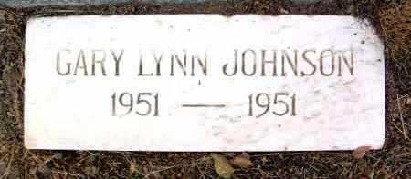 JOHNSON, GARY LYNN - Yavapai County, Arizona   GARY LYNN JOHNSON - Arizona Gravestone Photos