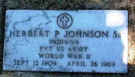 JOHNSON, HERBERT P. - Yavapai County, Arizona | HERBERT P. JOHNSON - Arizona Gravestone Photos