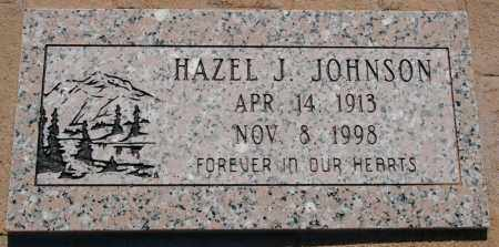 JOHNSON, HAZEL JOSEPHINE - Yavapai County, Arizona | HAZEL JOSEPHINE JOHNSON - Arizona Gravestone Photos