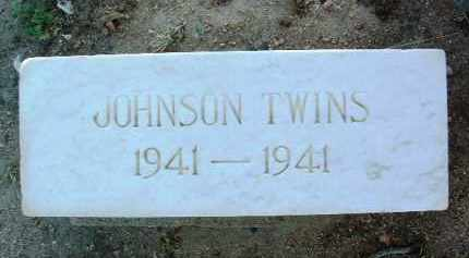 JOHNSON, INFANT FEMALE - Yavapai County, Arizona | INFANT FEMALE JOHNSON - Arizona Gravestone Photos