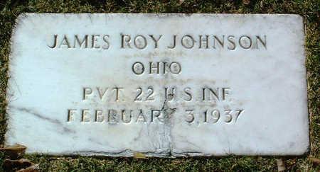 JOHNSON, JAMES ROY - Yavapai County, Arizona   JAMES ROY JOHNSON - Arizona Gravestone Photos