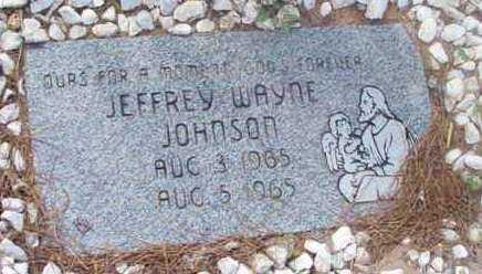 JOHNSON, JEFFERY WAYNE - Yavapai County, Arizona | JEFFERY WAYNE JOHNSON - Arizona Gravestone Photos
