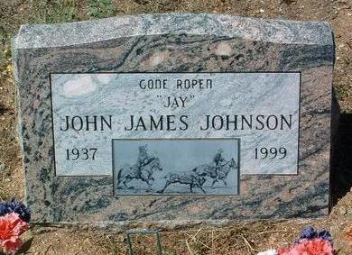JOHNSON, JOHN JAMES - Yavapai County, Arizona | JOHN JAMES JOHNSON - Arizona Gravestone Photos