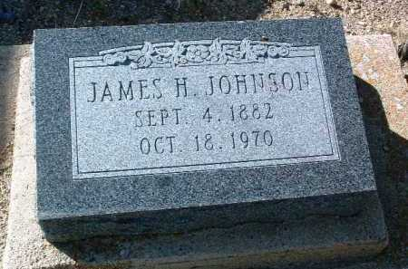 JOHNSON, JAMES HENRY - Yavapai County, Arizona | JAMES HENRY JOHNSON - Arizona Gravestone Photos