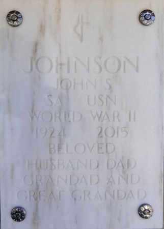 JOHNSON, JOHN STEPHENSON - Yavapai County, Arizona | JOHN STEPHENSON JOHNSON - Arizona Gravestone Photos