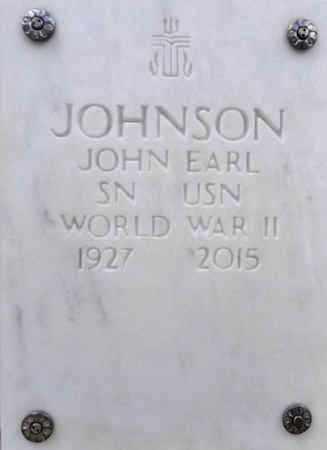 JOHNSON, JOHN EARL - Yavapai County, Arizona | JOHN EARL JOHNSON - Arizona Gravestone Photos