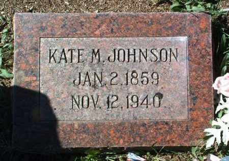JOHNSON, KATE HELEN - Yavapai County, Arizona | KATE HELEN JOHNSON - Arizona Gravestone Photos