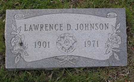JOHNSON, LAWRENCE DALE - Yavapai County, Arizona | LAWRENCE DALE JOHNSON - Arizona Gravestone Photos