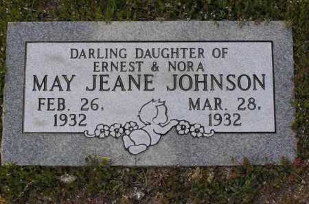 JOHNSON, MAY JEANE - Yavapai County, Arizona | MAY JEANE JOHNSON - Arizona Gravestone Photos