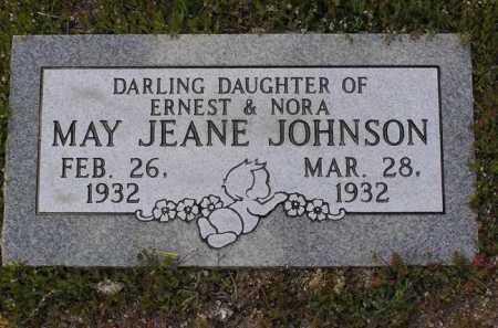 JOHNSON, MAY JEANE - Yavapai County, Arizona   MAY JEANE JOHNSON - Arizona Gravestone Photos