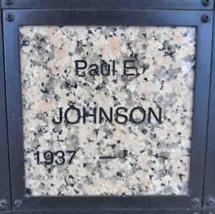 JOHNSON, PAUL E. - Yavapai County, Arizona | PAUL E. JOHNSON - Arizona Gravestone Photos