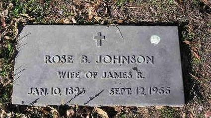 JOHNSON, ROSE BELLE - Yavapai County, Arizona   ROSE BELLE JOHNSON - Arizona Gravestone Photos