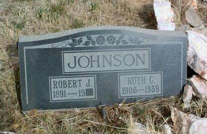 JOHNSON, ROBERT JOHN - Yavapai County, Arizona | ROBERT JOHN JOHNSON - Arizona Gravestone Photos