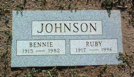 JOHNSON, RUBY MAE - Yavapai County, Arizona | RUBY MAE JOHNSON - Arizona Gravestone Photos