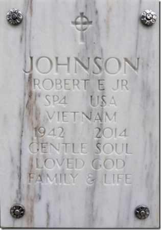 JOHNSON, ROBERT E. - Yavapai County, Arizona   ROBERT E. JOHNSON - Arizona Gravestone Photos