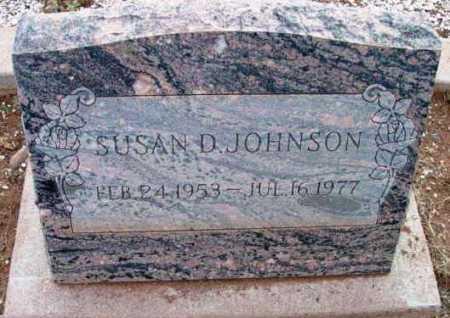 JOHNSON, SUSAN DEVEREAUX - Yavapai County, Arizona   SUSAN DEVEREAUX JOHNSON - Arizona Gravestone Photos