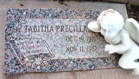 JOHNSON, TABITHA PRECILLA - Yavapai County, Arizona | TABITHA PRECILLA JOHNSON - Arizona Gravestone Photos