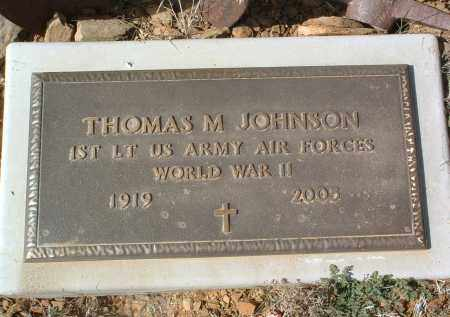 JOHNSON, THOMAS MICHAEL - Yavapai County, Arizona | THOMAS MICHAEL JOHNSON - Arizona Gravestone Photos