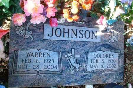 JOHNSON, DOLORES MAE - Yavapai County, Arizona | DOLORES MAE JOHNSON - Arizona Gravestone Photos