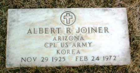 JOINER, ALBERT RICHARD - Yavapai County, Arizona | ALBERT RICHARD JOINER - Arizona Gravestone Photos