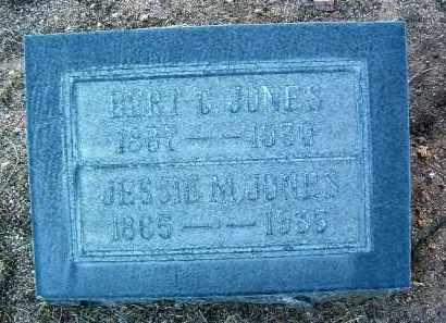 JONES, BERT C. - Yavapai County, Arizona   BERT C. JONES - Arizona Gravestone Photos