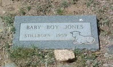 JONES, BABY BOY - Yavapai County, Arizona | BABY BOY JONES - Arizona Gravestone Photos
