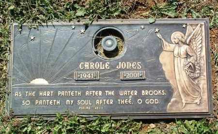 JONES, CHARLOTTE CAROLE - Yavapai County, Arizona | CHARLOTTE CAROLE JONES - Arizona Gravestone Photos